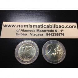 2 EUROS 2013 HOLANDA REINA BEATRIZ y REY GUILLERMO SC MONEDA CONMEMORATIVA