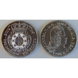 PORTUGAL 5 EUROS 2012 MONEDA JUAN V NICKEL SC