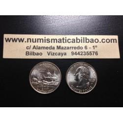 ESTADOS UNIDOS 1/4 DOLAR 25 CENTAVOS 2000 D SC VIRGINIA