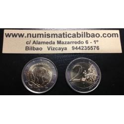 2 EUROS 2013 HOLANDA 200 AÑOS DEL REINADO SC MONEDA BIMETALICA