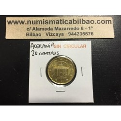 ALEMANIA 20 CENTIMOS 2002 A SC MONEDA COIN Germany BRD Euro Cts
