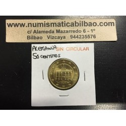 ALEMANIA 50 CENTIMOS 2002 A SC MONEDA COIN Germany BRD Euro Cts