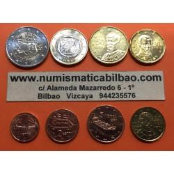 GRECIA MONEDAS EURO 2007 SC 1+2+5+10+20+50 Centimos + 1 EURO + 2 EUROS 2007 @2 EUROS CONMEMORATIVOS NO LA NORMAL@