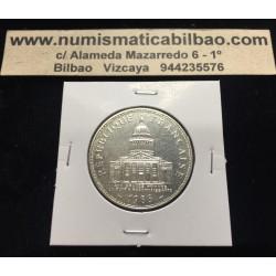 FRANCIA 100 FRANCOS 1988 PANTHEON KM.951.1 MONEDA DE PLATA SC @RARA@ France silver francs