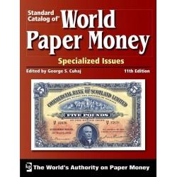 "@OFERTA@ CATALOGO DE BILLETES MUNDIALES WORLD PAPER MONEY ""SPECIALIZED ISSUES"" 1368 2015 Editorial Krause Edición 11th"