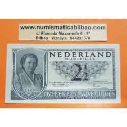 HOLANDA 2,50 GULDEN 1949 REINA JULIANA Serie 3TE Pick 83 BILLETE SC @DOBLEZ@ The Netherlands 2-1/2 Gulden banknote