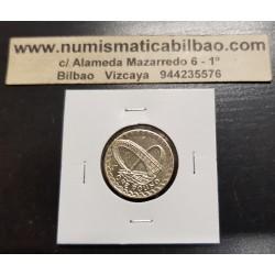 INGLATERRA 1 LIBRA 2007 MILLENIUM PUENTE GATESHEAD KM.1074 MONEDA DE LATON SC- United Kingdom 1 Pound UK