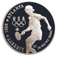 ESTADOS UNIDOS 1 DOLAR 1996 P OLIMPIADA DE ATLANTA TENIS FEMENINO KM.269 MONEDA DE PLATA PROOF Estuche Female Tennis