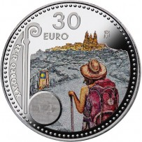 SPAIN EURO COINS 1999/2016