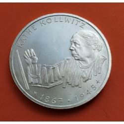 . 10 MARCOS 1994 A ALEMANIA ADOLF HITLER PLATA KM*182 SILVER UNC
