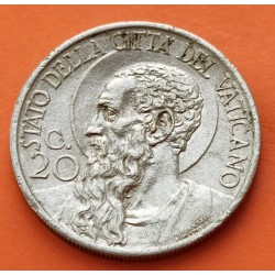 VATICANO 1000 LIRAS 1998 PAPA JUAN PABLO II KM 299 BIMETALICA LI