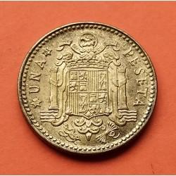 ESPAÑA 1 PESETA 1953 * 19 60 FRANCO SIN CIRCULAR ESTADO ESPAÑOL