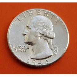 USA 1/4 DOLLAR 1963 P WASHINGTON XF SILVER US