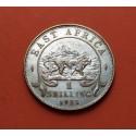AFRICA DEL ESTE BRITANICA 10 CENTIMOS 1952 JORGE VI BRONCE SC EA