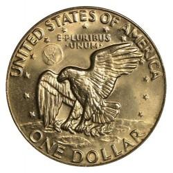 USA 1 DOLLAR 1978 P EISENHOWER NICKEL UNC