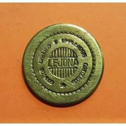 .LEJONA 100 PESETAS FICHA COOPERATIVA EMPLEADOS CATOLICOS VIZCAY