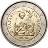 .SAN MARINO 2€ EUROS 2011 GIORGIO VASARI RARA SC UNC