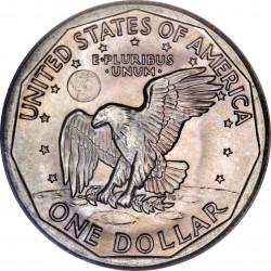 USA 1 DOLLAR 1979 D ANTHONY NICKEL UNC