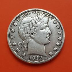 . ESTADOS UNIDOS 1/2 DOLAR 1936 BRIDGEPORT PLATA HalF Dollar Sil