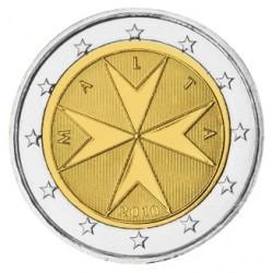 MALTA 2 EUROS 2008 SC MONEDA COIN Cts Euro