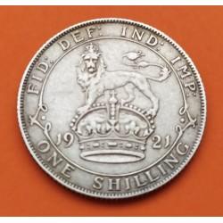 INGLATERRA 3 PENIQUES 1912 JORGE V PLATA SC- Silver Pence UK