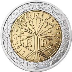 FRANCIA 2 EUROS 2011 SC MONEDA COIN France Cts