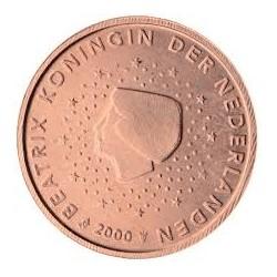 HOLANDA 1 CENTIMO 2000 SC MONEDA COIN Netherlands Euro Cts