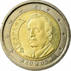 ESPAÑA 2 EUROS 2006 JUAN CARLOS I SIN CIRCULAR