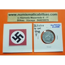 . ALEMANIA Ocup Aliada 5 REICHSPFENNIG 1948 A NAZI III REICH ZIN