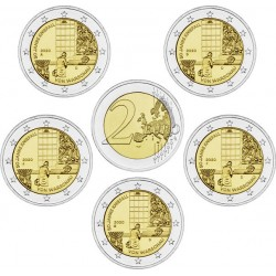 . 2 EUROS 2015 LUXEMBURGO ASCENSION AL TRONO SC MONEDA COIN
