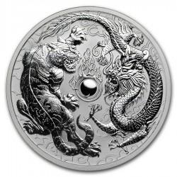 ..PLATA AUSTRALIA $1 DOLAR 2015 KOALA Silver Dollar 1 Oz