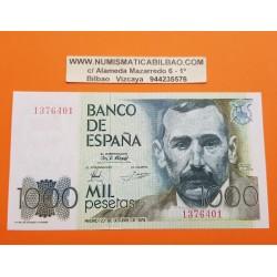 1000 PESETAS 1979 OCTUBRE 23 BENITO PEREZ GALDOS SERIE G.D SC