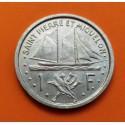 . 1 FRANCO 1996 DJIBOUTI YIBUTI ALUMINIO SC KM*20 AFRICA FRANCIA