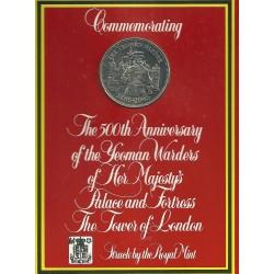 . INGLATERRA 5 LIBRAS 2011 ROYAL WEDDING United Kingdom £5 Pound