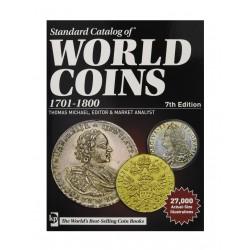 . OFERTA CATALOGO MONEDAS WORLD COINS 1700 - 1800 Krause