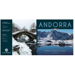 ANDORRA CARTERA OFICIAL EUROS 2014 SET @ENVIO YA@