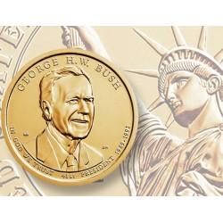 .ESTADOS UNIDOS 1 DOLAR 2014 P 32 PRESIDENTE ROOSVELT $1 USA
