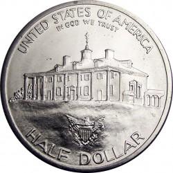 .ESTADOS UNIDOS 1/2 DOLAR 1982 S GEORGE WASHINGTON PLATA PROOF