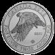 . 1 DOLAR 2016 AUSTRALIA CANGURO KANGAROO PLATA Oz SILVER Dollar