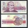BULGARIA 50 LEVA 1992 INVENTOR y MAQUINARIA Serie A Pick 101 BILLETE SC Bulgarien UNC BANKNOTE