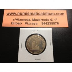 LIBANO 1 LIBRA 1980 LAKE PLACID PROOF NICKEL LEBANON LIVRE KM*32