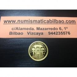 ESPAÑA 20000 PESETAS 1996 CULTURA y NATURALEZA 3ª SERIE MEZQUITA DE CORDOBA MONEDA DE ORO PROOF Spain gold coin