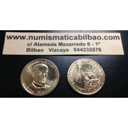ESTADOS UNIDOS 1 DOLAR 2013 P PRESIDENTE 25 WILLIAM McKINLEY SC
