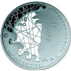 PORTUGAL 2,50€ EUROS 2009 LUSOFONIA NIQUEL SC