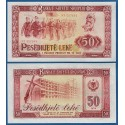 ALBANIA 50 LEKE 1976 Pick 45 SC ALBANIEN UNC