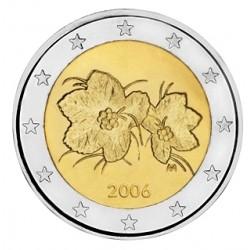 FINLANDIA 2 EUROS 2001 SIN CIRCULAR FINNLAND 2€