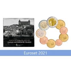 . .2016 FRANCIA CARTERA EUROS 1+2+5+10+20+50 Centimos 1€+2€ SC