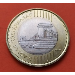 .HUNGRIA 500 FORINT 1992 LADISLAUS REX PLATA SILVER HUNGARY