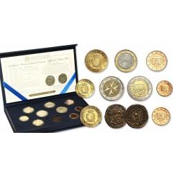 . LITUANIA . 2015 HOLANDA BLISTER EUROS 1+2+5+10+20+50 Centimos
