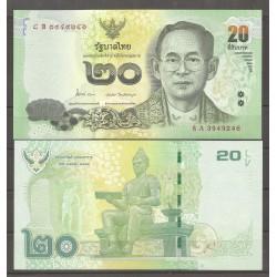 . TAILANDIA 20 BAHT 1981 Pick 88 Firma 60 SC THAILAND